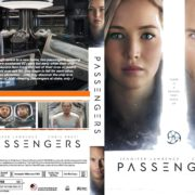 Passengers (2016) R0 CUSTOM Cover & label
