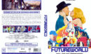 Futureworld - Das Land von Übermorgen (1976) R2 GERMAN Custom Cover