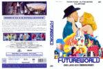 Futureworld – Das Land von Übermorgen (1976) R2 GERMAN Custom Cover