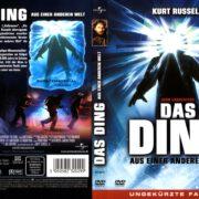 Das Ding aus einer anderen Welt (1982) R2 GERMAN Cover