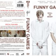 Funny Games (2006) R0 DVD Cover