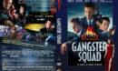 Gangster Squad (2012) R0 CUSTOM DVD Cover