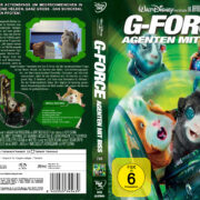 G-Force – Agenten mit Biss (2007) R2 GERMAN Custom Cover