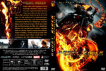 Ghost Rider: Spirit of Vengeance (2011) R2 GERMAN Custom Cover