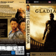 Gladiator (2000) R2 GERMAN Cover