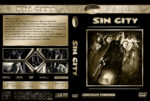 Sin City (2005) R2 GERMAN Custom Covers