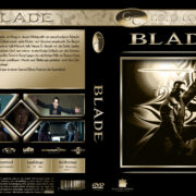 Blade (Gold Collection) (1998) R2 GERMAN Custom Cover