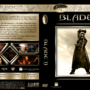 Blade II (Gold Collection) (2002) R2 GERMAN Custom Cover