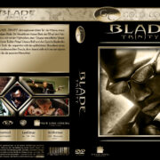 Blade III - Trinity (Gold Collection) (2004) R2 GERMAN Custom Covers