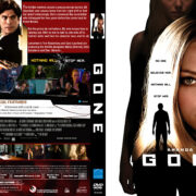 Gone (2011) R0 Custom Cover