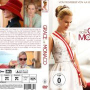 Grace of Monaco (2014) R2 GERMAN Custom Cover
