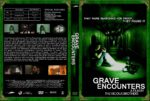 Grave Encounters (2010) R1 Custom Cover