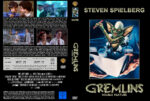 Gremlins 1 & 2 Double Feature (1990) R2 GERMAN Custom Covers