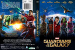 Guardians of the Galaxy (2014) R1 Custom Cover