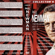 Paul Newman Film Collection – Set 2 (1958-1960) R1 Custom Covers