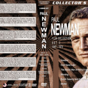 Paul Newman Film Collection – Set 5 (1967-1970) R1 Custom Covers