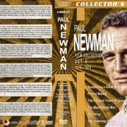 Paul Newman Film Collection – Set 6 (1970-1974) R1 Custom Covers