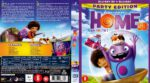 Home 3D (2015) R2 Blu-Ray Dutch Cover