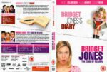 Bridget Jones's Diary & Bridget Jones the Edge of Reason (2006) R2 DVD Cover