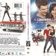 A Cinderella Story If The Shoe Fits (2016) R1 DVD Cover