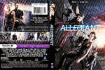 Allegiant (2016) R1 DVD Cover