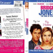 Bridget Jones The Edge of Reason (2004) R1 DVD Cover