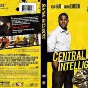 Central Intelligence (2016) R1 DVD Cover