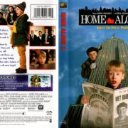 Home Alone 2 Lost in New York (1992) R1 DVD Cover