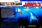Jaws 3 (1983) R1 DVD Cover