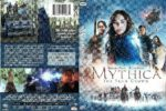 Mythica The Iron Crown (2016) R1 DVD Cover