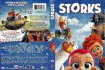 Storks (2016) R1 DVD Cover