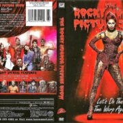The Rocky Horror Picture Show Let's Do the Time Warp Again (2016) R1 DVD Cover