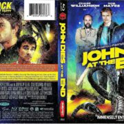 John Dies at the End (2012) R1 Blu-Ray Cover