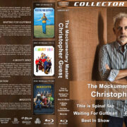 Christopher Guest Collection (1984-2016) R1 Custom Blu-Ray Cover