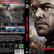 The Great Wall (2016) R2 GERMAN Custom Cover