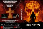 Rob Zombie's Halloween (2007) R2 GERMAN Custom Cover
