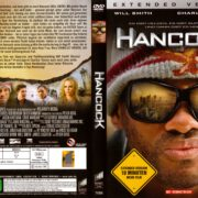 Hancock (Extended Version) (2008) R2 GERMAN Cover