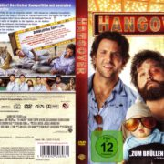 Hangover (2009) R2 GERMAN Cover