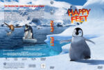 Happy Feet (2007) R2 GERMAN Custom Cover