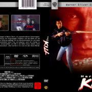 Hard to Kill (1990) R2 GERMAN Custom Cover
