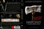 Hatchet (2006) R2 GERMAN Cover