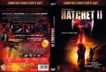 Hatchet II (2010) R2 GERMAN Cover