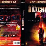 Hatchet II (2010) R2 GERMAN Cover