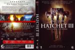 Hatchet III (2013) R2 GERMAN Cover