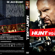 Hunt to Kill (2010) R2 GERMAN Cover