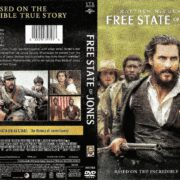Free State of Jones (2016) R1 DVD Cover