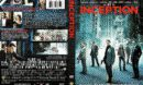 Inception (2010) R1 DVD Cover
