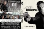 Jason Bourne (2016) R1 DVD Cover