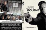 Jason Bourne (2016) R1 DVD Cover