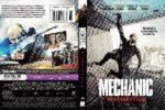 Mechanic Resurrection (2016) R1 DVD Cover